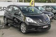 2009 Honda Jazz GE MY09 VTi-S Black 5 Speed Manual Hatchback Aspley Brisbane North East Preview