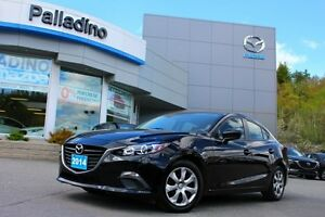 2014 Mazda Mazda3 GX-SKY-Sporty & Stylish!