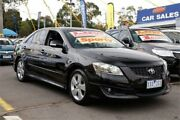 2008 Toyota Aurion GSV40R Sportivo SX6 Black 6 Speed Sports Automatic Sedan Ringwood East Maroondah Area Preview