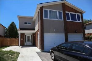Absolutely Stunning, Semi Detached Newly Renovated. Wow!