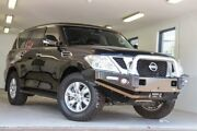 2015 Nissan Patrol Y62 MY15 TI-L Black 7 Speed Sports Automatic Wagon Melville Melville Area Preview