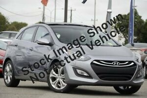 2013 Hyundai i30 GD Premium Silver 6 Speed Sports Automatic Hatchback Condell Park Bankstown Area Preview