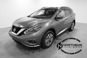 2017 Nissan Murano AWD SV Accident Free,  Navigation,  Heated Se