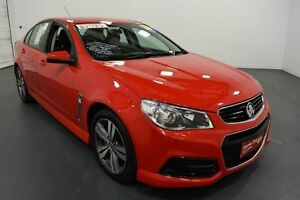 2014 Holden Commodore VF MY15 SV6 Red 6 Speed Automatic Sedan Moorabbin Kingston Area Preview