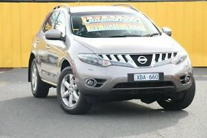 2009 Nissan Murano Z51 TI Pewter Grey 6 Speed Constant Variable Wagon Heatherton Kingston Area Preview