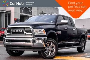 2018 Ram 2500 Limited MegaCab|4x4|Diesel|Navi|Sunroof|Trailer To