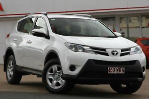 2015 Toyota RAV4 ALA49R MY14 GX AWD Glacier 6 Speed Sports Automatic Wagon Woolloongabba Brisbane South West Preview