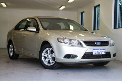 2009 Ford Falcon FG XT Gold 4 Speed Sports Automatic Sedan Melville Melville Area Preview