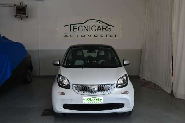smart forTwo Fortwo 1.0 Passion 71cv