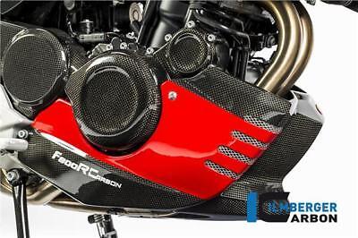 Ilmberger GLOSS Carbon Fibre Bellypan Engine Motor Spoiler Guard BMW F800R 2016
