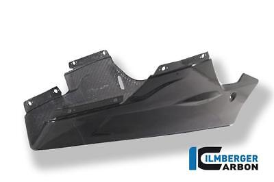 Ilmberger RACING Carbon Race Bellypan Side Stand Removed Ducati 848 2013