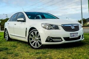 2015 Holden Calais VF MY15 V White 6 Speed Sports Automatic Sedan Wangara Wanneroo Area Preview