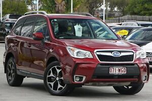 2015 Subaru Forester S4 MY15 Red/Black 8 Speed Constant Variable Wagon Moorooka Brisbane South West Preview
