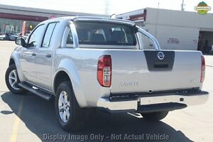 2012 Nissan Navara D40 S6 MY12 ST 4x2 Silver 6 Speed Manual Utility Northbridge Perth City Area Preview