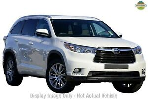 2014 Toyota Kluger GSU50R Grande 2WD Moulin Rouge 6 Speed Sports Automatic Wagon Mill Park Whittlesea Area Preview
