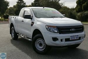 2013 Ford Ranger PX XL 3.2 (4x4) 6 Speed Manual Super Cab Pick-up Hillman Rockingham Area Preview