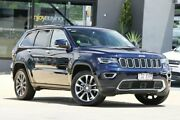 2018 Jeep Grand Cherokee WK MY18 Limited True Blue 8 Speed Sports Automatic Wagon Moorooka Brisbane South West Preview