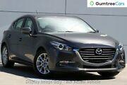 2018 Mazda 3 BN MY18 Maxx Sport (5YR) Machine Grey 6 Speed Automatic Hatchback Gymea Sutherland Area Preview