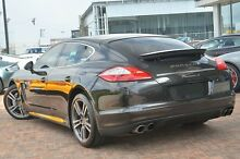 2010 Porsche Panamera 970 MY10 S GT PDK Grey 7 Speed Sports Automatic Dual Clutch Sedan Osborne Park Stirling Area Preview