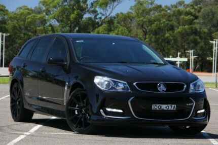 2015 Holden Commodore VF II MY16 SS Sportwagon Black 6 Speed Sports Automatic Wagon West Gosford Gosford Area Preview