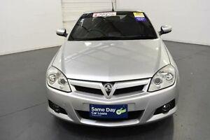 2005 Holden Tigra XC MY06 Silver 5 Speed Manual Convertible Moorabbin Kingston Area Preview