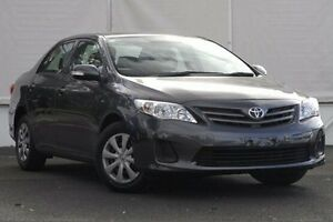 2011 Toyota Corolla ZRE152R MY11 Ascent Graphite 4 Speed Automatic Sedan Upper Ferntree Gully Knox Area Preview