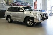 2009 Toyota Landcruiser VDJ200R GXL Silver 6 Speed Sports Automatic Wagon Rockingham Rockingham Area Preview
