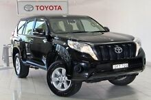 2015 Toyota Landcruiser Prado KDJ150R MY14 GX Ebony 6 Speed Manual Wagon Waterloo Inner Sydney Preview