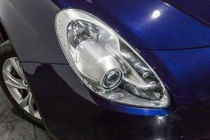 2014 Alfa Romeo Giulietta Series 0 MY13 Progression TCT Blue 6 Speed Sports Automatic Dual Clutch Rozelle Leichhardt Area Preview
