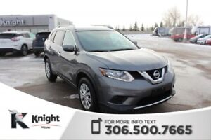 2015 Nissan Rogue S Low KMs! Back Up Camera! Bluetooth!