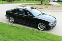 1997 BMW DINAN 540i 6spd with style 95 / Certified & E-tested