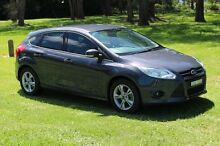 2013 Ford Focus LW MK2 Trend Midnight Sky 6 Speed Automatic Hatchback Port Macquarie Port Macquarie City Preview