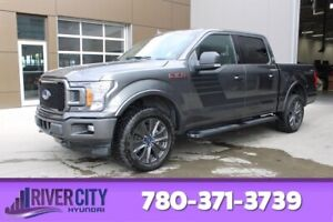 2018 Ford F-150 SUPERCREW SPORT 4X4 Heated Seats,  Back-up Cam,