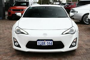 2013 Toyota 86 ZN6 GTS White 6 Speed Sports Automatic Coupe Osborne Park Stirling Area Preview