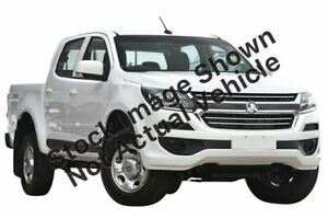 2016 Holden Colorado RG MY17 LS Pickup Crew Cab White 6 Speed Sports Automatic Utility Macksville Nambucca Area Preview