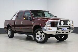 Used Ford F250 Harley Davidson 6.0L Powerstroke Turbo Diesel Bentley Canning Area Preview