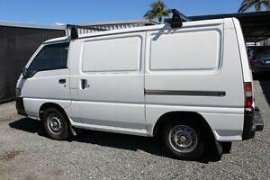 2010 Mitsubishi Express SJ MY10 SWB White 5 Speed Manual Van Mandurah Mandurah Area Preview