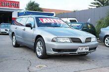 2003 Mitsubishi Magna TJ II Executive Silver 4 Speed Automatic Wagon Pooraka Salisbury Area Preview