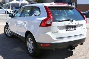 2012 Volvo XC60 DZ MY12 T5 Teknik White 6 Speed Auto Dual Clutch Wagon