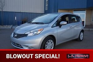 2015 Nissan Versa Note SV AUTOMATIC Back-up Cam,  Bluetooth,  A/