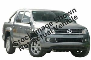 2013 Volkswagen Amarok 2H MY14 TDI420 4Motion Perm Highline Grey 8 Speed Automatic Utility Mount Pleasant Mackay City Preview