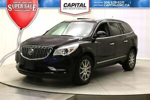 2016 Buick Enclave Leather AWD*Remote Start - Heated Seats - Bac