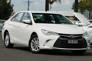 2015 Toyota Camry ASV50R Altise Diamond White 6 Speed Sports Automatic Sedan Macgregor Brisbane South West Preview