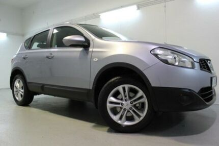 2013 Nissan Dualis  Silver Constant Variable Hatchback Launceston 7250 Launceston Area Preview