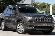 2014 Jeep Cherokee KL MY15 Limited 9 Speed Sports Automatic Wagon Adelaide CBD Adelaide City Preview