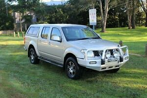 2010 Nissan Navara D40 ST (4x4) Gold 6 Speed Manual Dual Cab Pick-up Port Macquarie Port Macquarie City Preview