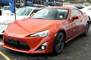 2013 Toyota 86 ZN6 GTS Orange 6 Speed Sports Automatic Coupe East Rockingham Rockingham Area Preview
