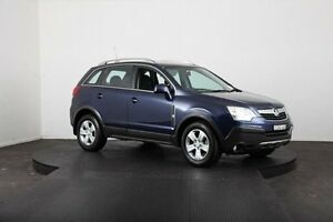 2010 Holden Captiva CG MY10 5 (4x4) Blue 5 Speed Automatic Wagon Mulgrave Hawkesbury Area Preview