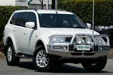 2012 Mitsubishi Challenger PB (KH) MY12 LS White 5 Speed Sports Automatic Wagon Acacia Ridge Brisbane South West Preview