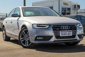 2015 Audi A4 B8 8K MY15 Ambition S tronic quattro Grey 7 Speed Sports Automatic Dual Clutch Sedan Myaree Melville Area Preview
